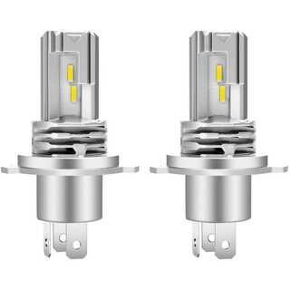 車/バイクヘッドライト LED H4 hi/lo切替6500K H4 2個セット