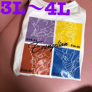 エヴァンゲリオン♡初号機♡弐号機♡六号機♡零号機♡Tシャツ♡完売日♡限定♡レア(その他)