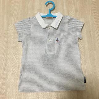 ミキハウス(mikihouse)のミキハウス半袖ポロシャツ 70(Tシャツ)