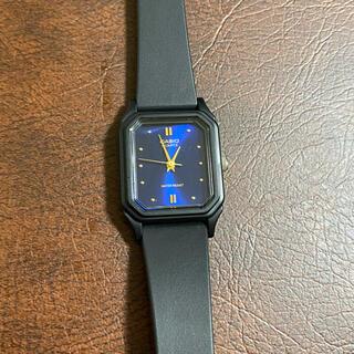 カシオ(CASIO)のカシオ CASIO 腕時計 LQ142E-2A ネイビー(腕時計(アナログ))