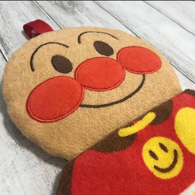 アンパンマン(アンパンマン)の★新品★ アンパンマン タオル エンタメ/ホビーのおもちゃ/ぬいぐるみ(キャラクターグッズ)の商品写真