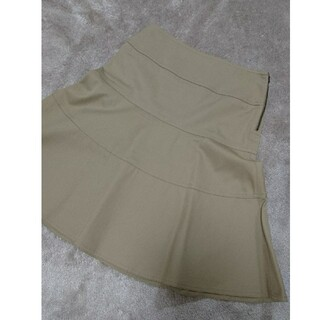 レッドヴァレンティノ(RED VALENTINO)の膝丈フレアスカート(レッドヴァレンチノ)(ひざ丈スカート)