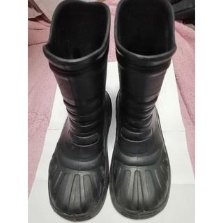 クロックス(crocs)のクロックス レインブーツ w-8〜9 今月末迄の出品です(レインブーツ/長靴)