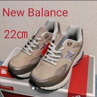 New Balance - 新品15400円☆ニューバランスnewbalance スニーカー  22cm