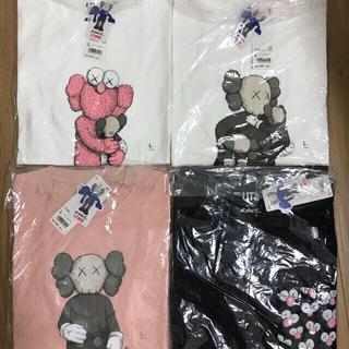 UNIQLO - KAWS × UNIQLO Tシャツ カウズ ユニクロ 新品未使用 4枚セット