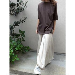 トゥデイフル(TODAYFUL)のulu original ビッグTシャツ(Tシャツ(半袖/袖なし))