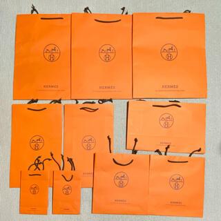 Hermes - エルメス 紙袋 ショッパー 10枚