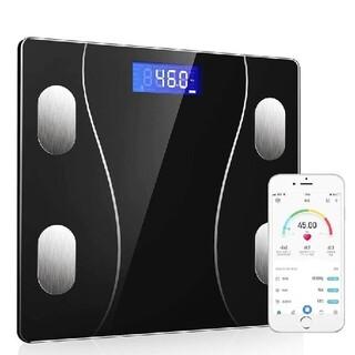 スマート体重計 体脂肪計 79種測定項目 体組成計  LCDデジタル表示 (体重計/体脂肪計)