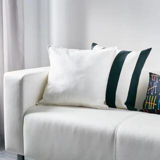 イケア(IKEA)のIKEA GURLI グルリ クッション 枕 カバー(クッションカバー)