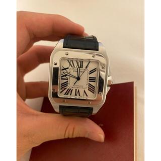 Cartier - Cartier サントス100