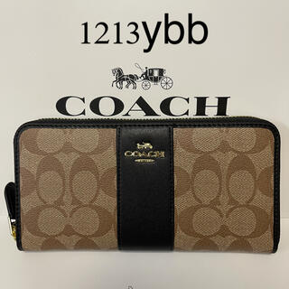 COACH - 【新品】 COACH長財布 コーチ財布 F54630