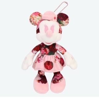 Disney - 東京ディズニーリゾート限定 蜷川実花 ミニー ぬいぐるみバッジ ぬいバ