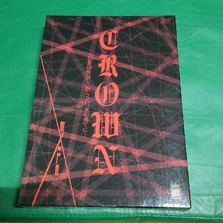 ゲキダンエグザイル(劇団EXILE)の劇団EXILE CROWN~眠らない、夜の果てに DVD(舞台/ミュージカル)