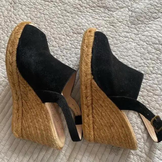 IENA(イエナ)のIENA★ガイモ gaimo ウェッジサンダル エスパドリーユ 35 レディースの靴/シューズ(サンダル)の商品写真
