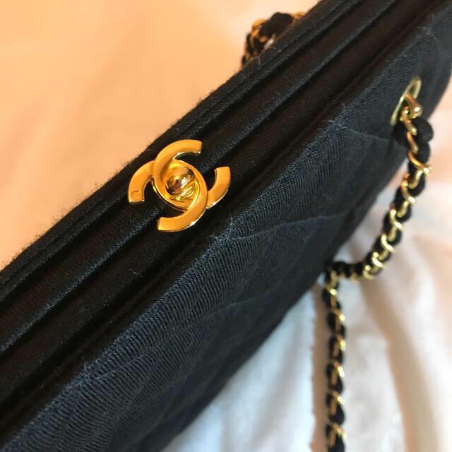 CHANEL(シャネル)のシャネル マトラッセ パーティーバッグ ビンテージ  レディースのバッグ(ハンドバッグ)の商品写真