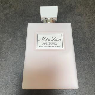 ディオール(Dior)のミスディオール ボディミルク(ボディローション/ミルク)