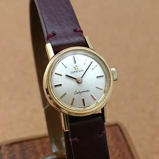 オメガ(OMEGA)の【オーバーホール済み】オメガ レディマティック シーマスター 自動巻きレアモデル(腕時計)