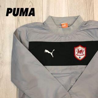 プーマ(PUMA)の【美品】PUMA ナイロンパーカー 早い者勝ち(パーカー)