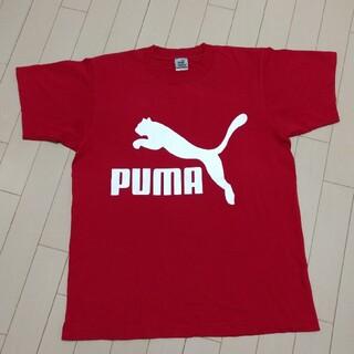 プーマ(PUMA)の【Mサイズ】PUMA Tシャツ 半袖(USED)(Tシャツ/カットソー(半袖/袖なし))
