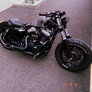 Harley Davidson - xl1200x Harley Davidson フォーティーエイト車体