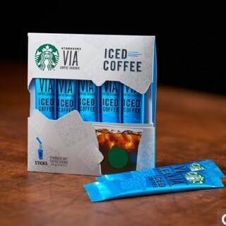 Starbucks Coffee - スタバ アイスコーヒー VIA
