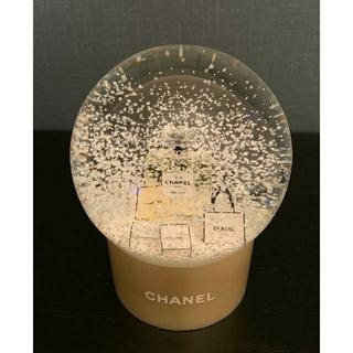 シャネル(CHANEL)のシャネル スノードーム ノベルティ(置物)