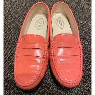 トッズ(TOD'S)のTOD'S ローファー ロンハーマン 別注 37.5(ローファー/革靴)