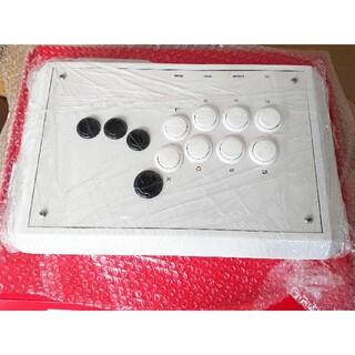 【PS4&PC】hitbox型 アーケードコントローラー アケコン レバーレス