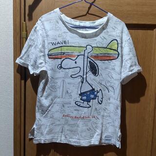 SNOOPY - ピーナッツ スヌーピーのTシャツ サイズ116