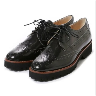 ファビオルスコーニ(FABIO RUSCONI)のファビオルスコーニ☆ウイングチップレースアップシューズ(ローファー/革靴)