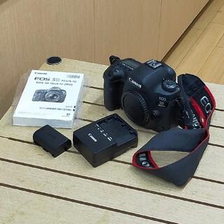 Canon - 【注】Canon EOS 5D Mark4 + BG-E20