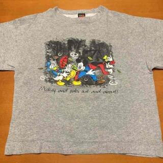ディズニー(Disney)のディズニー DISNEY スウェット トレーナー ビッグプリント(スウェット)