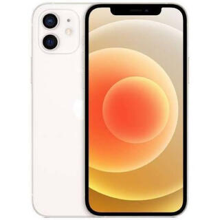 iPhone - iPhone12本体 128GB white ホワイト