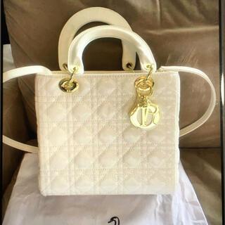 Christian Dior - 極美品 クリスチャンディオール 2wayハンドバッグ