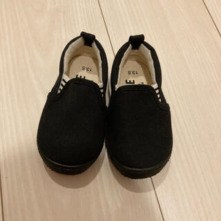 ブリーズ(BREEZE)のスリッポン 靴 13.5(スリッポン)