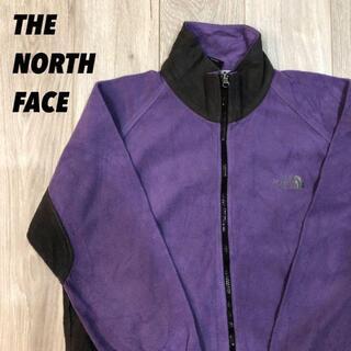 ザノースフェイス(THE NORTH FACE)の【美品】ノースフェイス フリースパーカー早い者勝ち(パーカー)