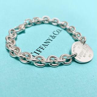 ティファニー(Tiffany & Co.)のTiffany & Co. リターントゥティファニー オーバルタグ ブレスレット(ブレスレット/バングル)