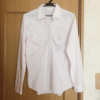 アオキ(AOKI)の形状記憶 Yシャツ 青木 薄ピンク(シャツ/ブラウス(長袖/七分))