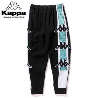 カッパ(Kappa)の☆タグ付き☆ Kappa BIG BANDA トラックパンツ ラインパンツ(その他)