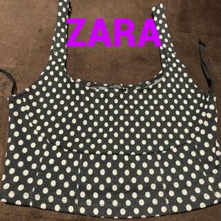 ザラ(ZARA)のZARA(ベアトップ/チューブトップ)