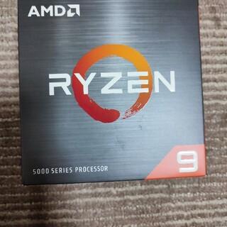 AMD Ryzen 9 5950X 新品未開封