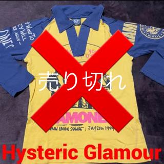ヒステリックグラマー(HYSTERIC GLAMOUR)のhysteric glamour(Tシャツ(長袖/七分))