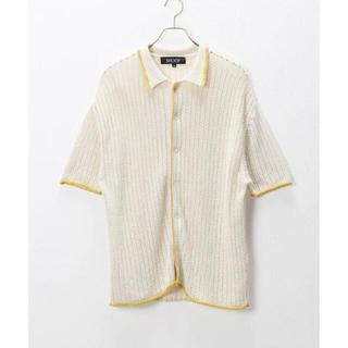 SHOOP - SHOOP july crochet shirt