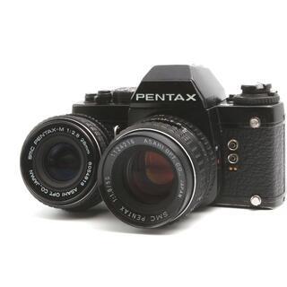 PENTAX - ペンタックス PENTAX LX 28mm 55mm レンズ2本セット