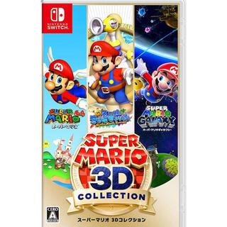 スーパーマリオ 3Dコレクション スイッチ ソフト