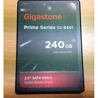 "2.5"" SATA 6Gb/s 240GB 7mm厚 中古SSD 正常100%"