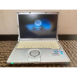 Panasonic - 訳有品 Panasonic レッツノート CF-S9 Core-i5 SSD