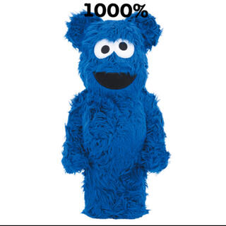 MEDICOM TOY - 新品未開封!BE@RBRICK COOKIE MONSTER 1000%