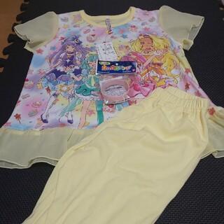 バンダイ(BANDAI)のプリキュア 半袖 130(パジャマ)