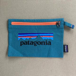 パタゴニア(patagonia)の新品 パタゴニア patagonia 限定デザイン ジップポーチ 海外限定カラー(ポーチ)